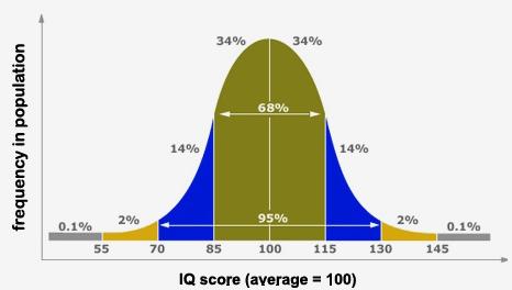 High Iq Scores : The cognitive elite essential high iq advantages